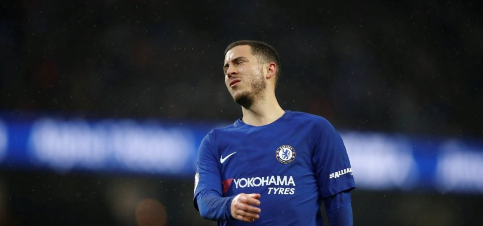 Chelsea fans are ready to accept that Eden Hazard could leave this summer