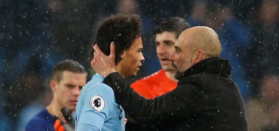 Revealed: Man City fans vote Leroy Sane Man of the Match from 1-0 win over Chelsea