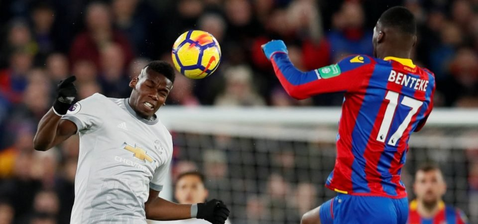 Benteke shows he can be Crystal Palace's big-game player at the perfect time