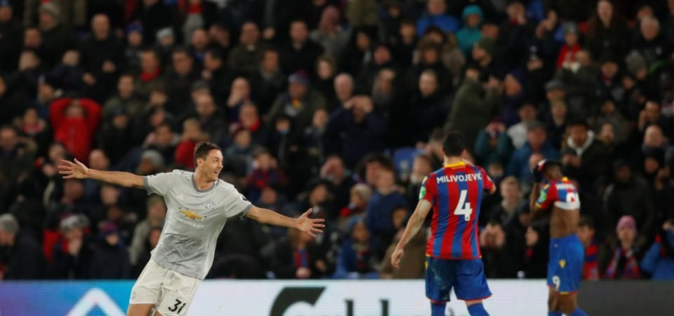 Newcastle fans unhappy about cheering for Manchester United