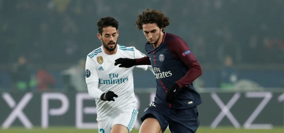 Chelsea will move for Isco at the end of the season