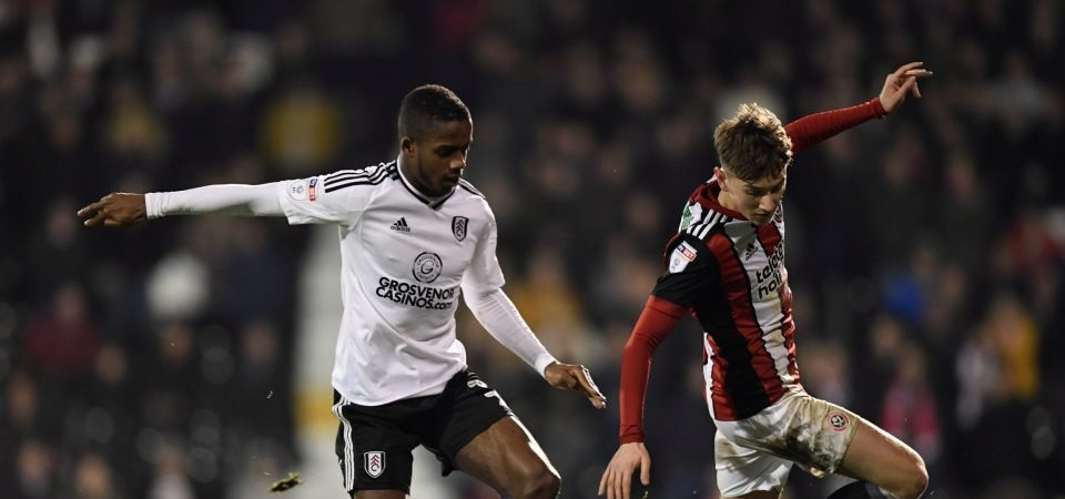 Tottenham shouldn't get too downhearted about Sessegnon to Liverpool rumour