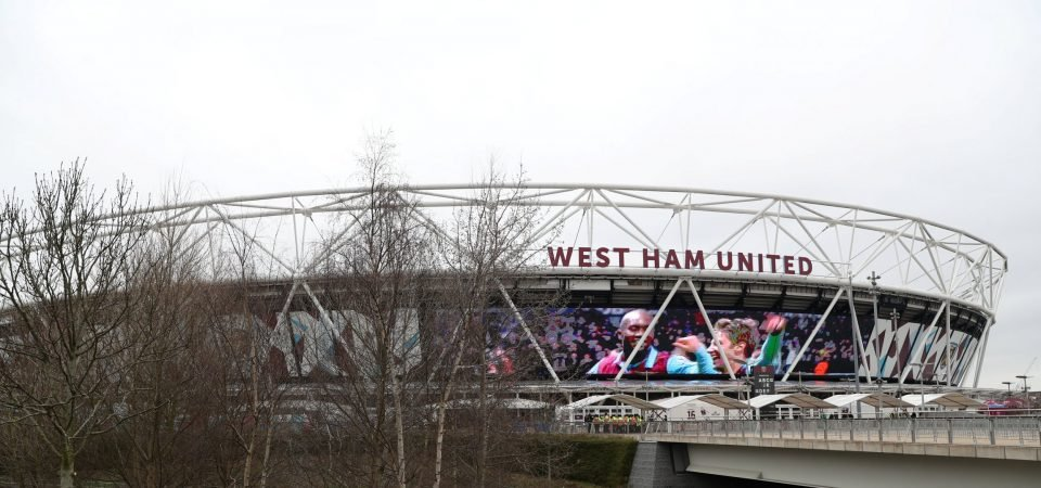 West Ham United fans try to guess identity of 'exciting' transfer target
