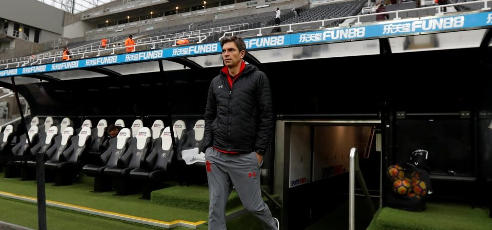 Southampton fans are partly to blame for Pellegrino being in charge as long as he was