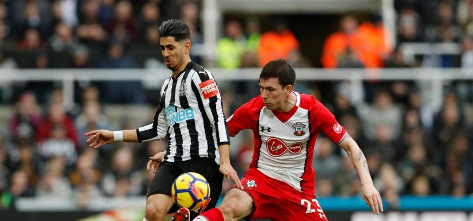Newcastle hail Perez for playing against Southampton