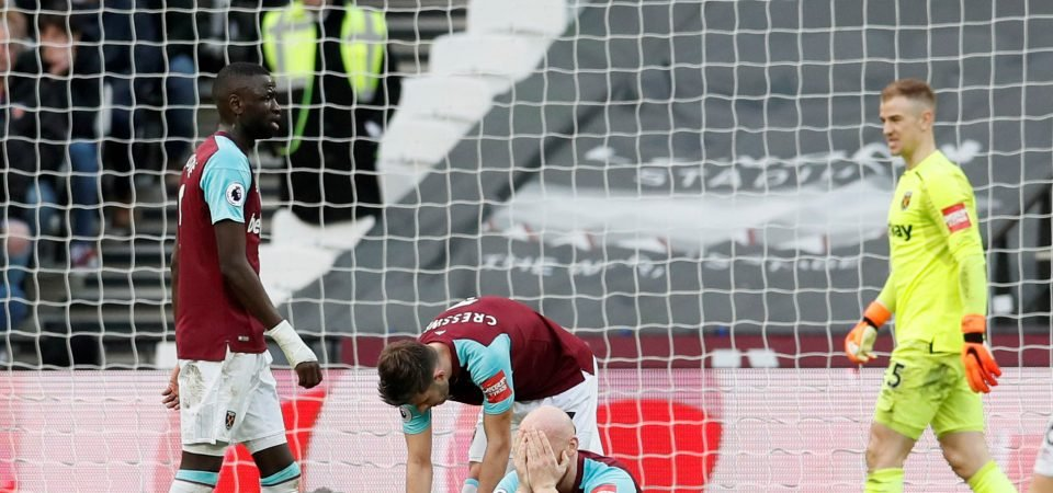 Nicholas expects 'toxic' West Ham United to get relegated
