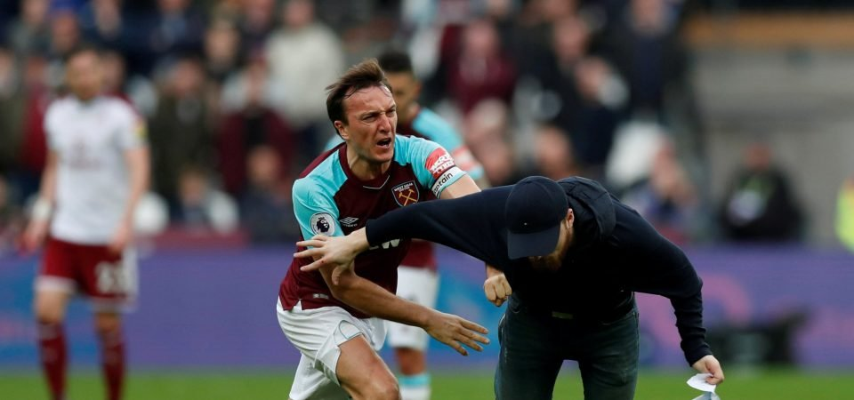West Ham United release statement about pitch-invasion controversy, fans react