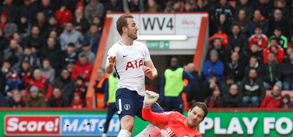 Tottenham Hotspur fans react to conflicting reports about Kane's ankle injury