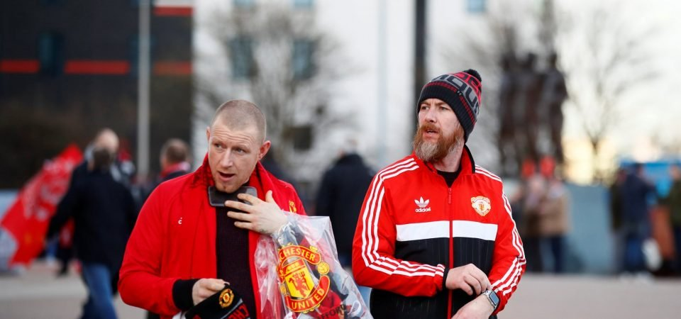 Man United fans react to Old Trafford song sheet rumours