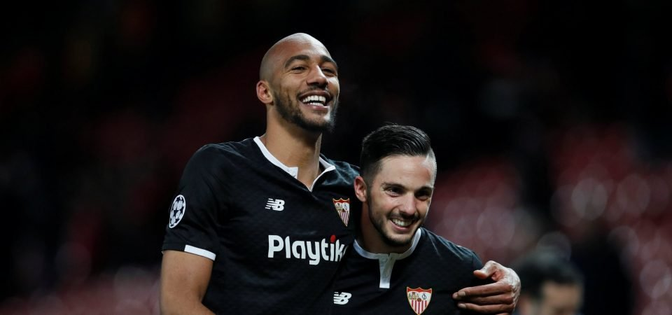 Arsenal told to pay £35m release clause for N'Zonzi, fans react