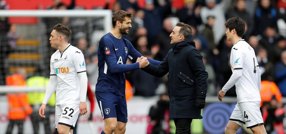 Tottenham may have to rely on Llorente to secure Champions League spot next season