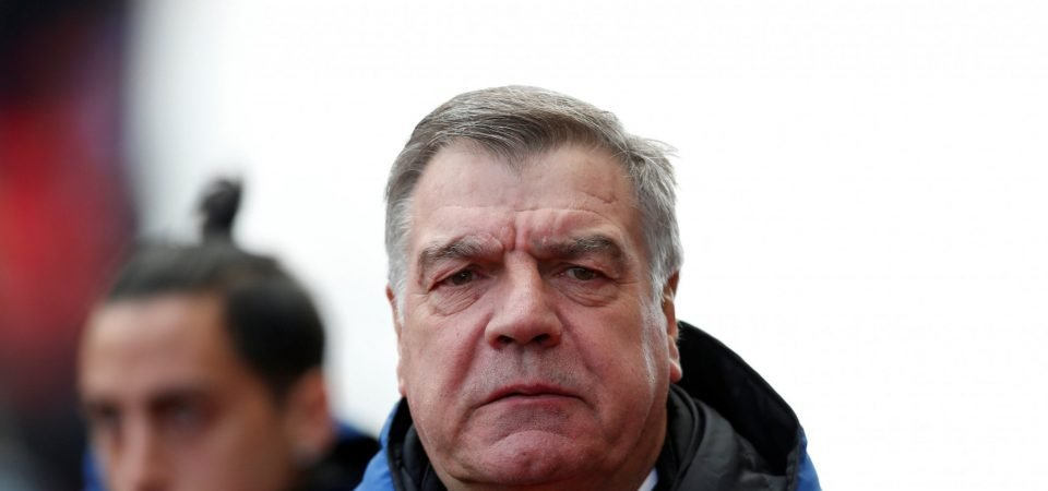 Everton fans want Allardyce sacked after his final day line up