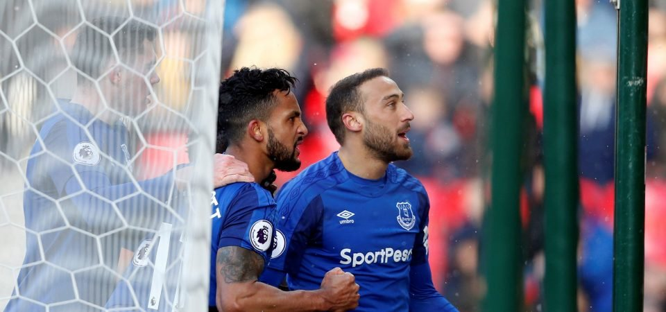 Revealed: Majority of Everton fans want Tosun to start against Liverpool on Sunday