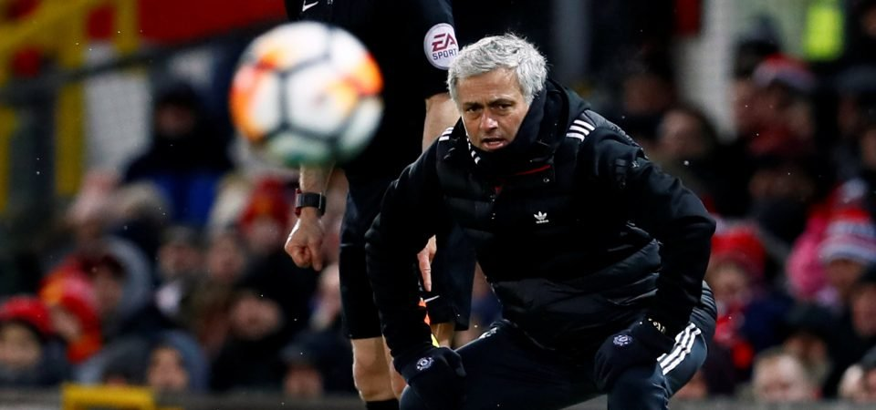 There is no longer any method to Jose Mourinho's madness