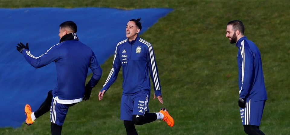 Everton fans react as Funes Mori reveals frustration about his current situation