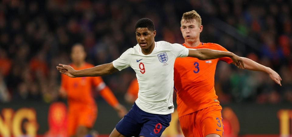 """What?"" How?"" - Man Utd fans can't believe de Ligt's 2018 Rashford comments"