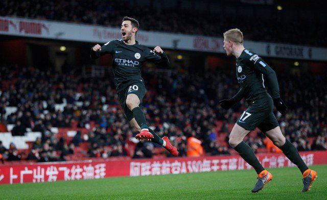 Performance in Numbers: Bernardo Silva proves City's squad depth is unmatched