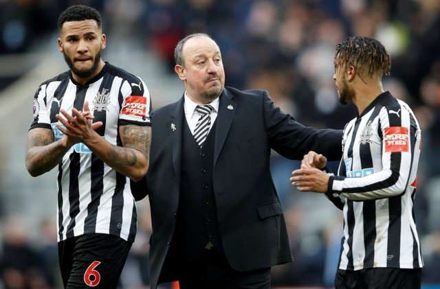 Jamaal Lascelles is confident Newcastle can beat anyone