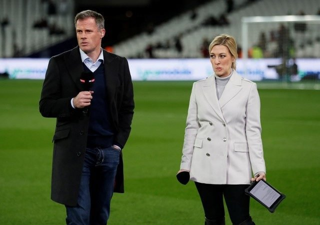 Carragher suspects conflict behind the scenes at Everton
