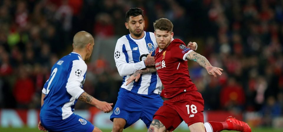 Liverpool fans want Klopp to stick with Robertson over Moreno
