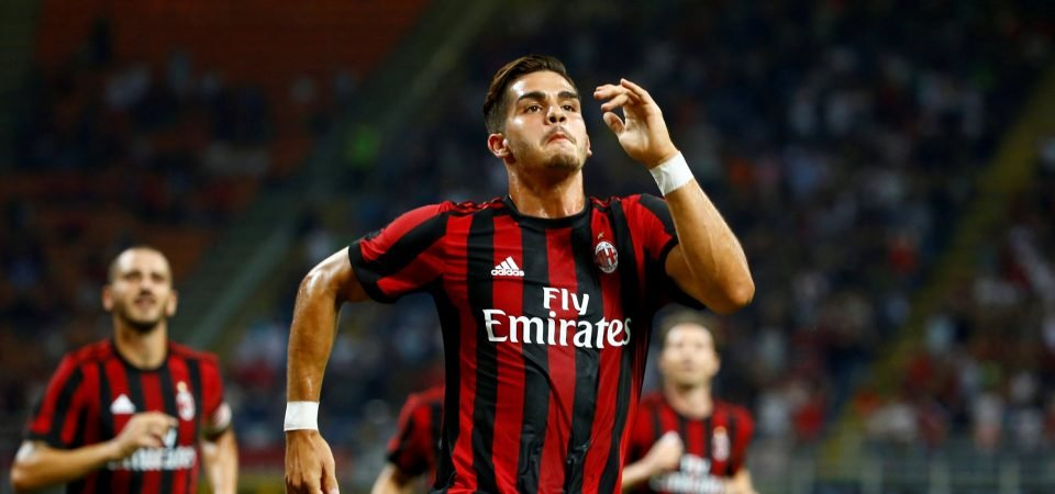 Andre Silva has not been given a chance at AC Milan and could excel at Wolves