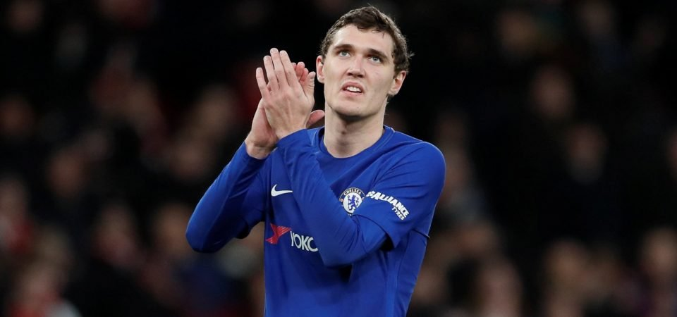 Andreas Christensen deserves a recall if David Luiz can't cut out mistakes
