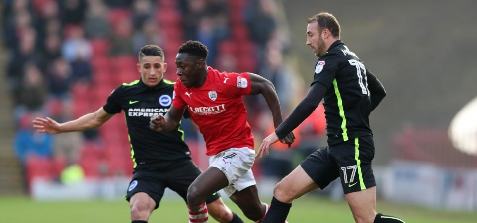 Leeds fans bash Heckingbottom over failure to land Yiadom