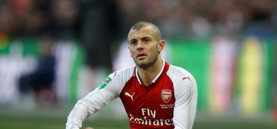 Arsenal fans slam Wilshere after poor performance against Southampton