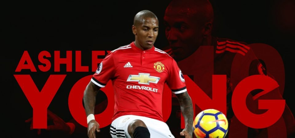 Player Zone: Why Ashley Young should be England's new left-back