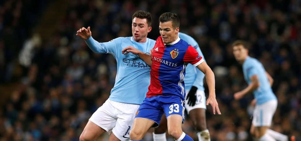 John Stones and Aymeric Laporte a flawed partnership for Manchester City