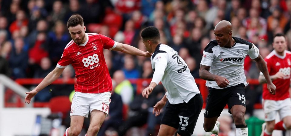 Nottingham Forest fans think it's too early to sell Ben Brereton