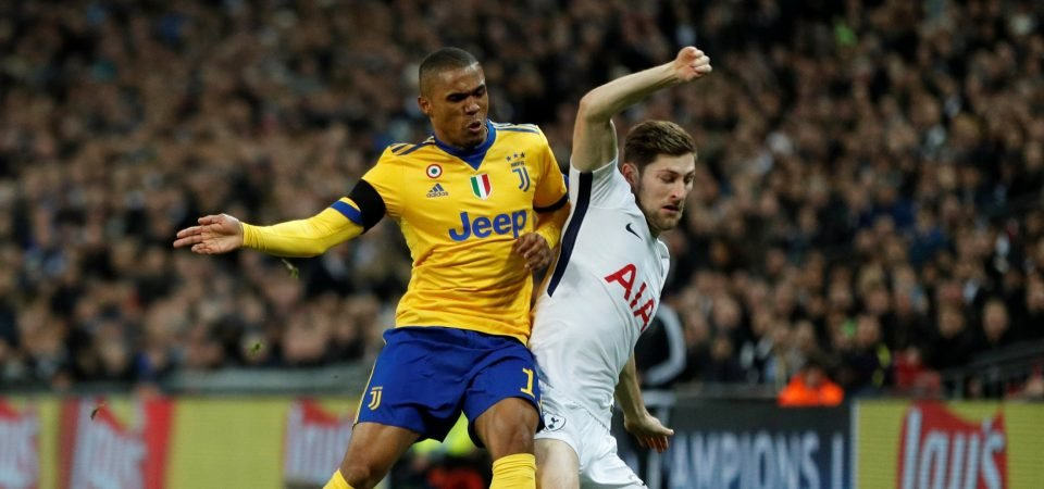 Tottenham fans are looking for an upgrade on Ben Davies