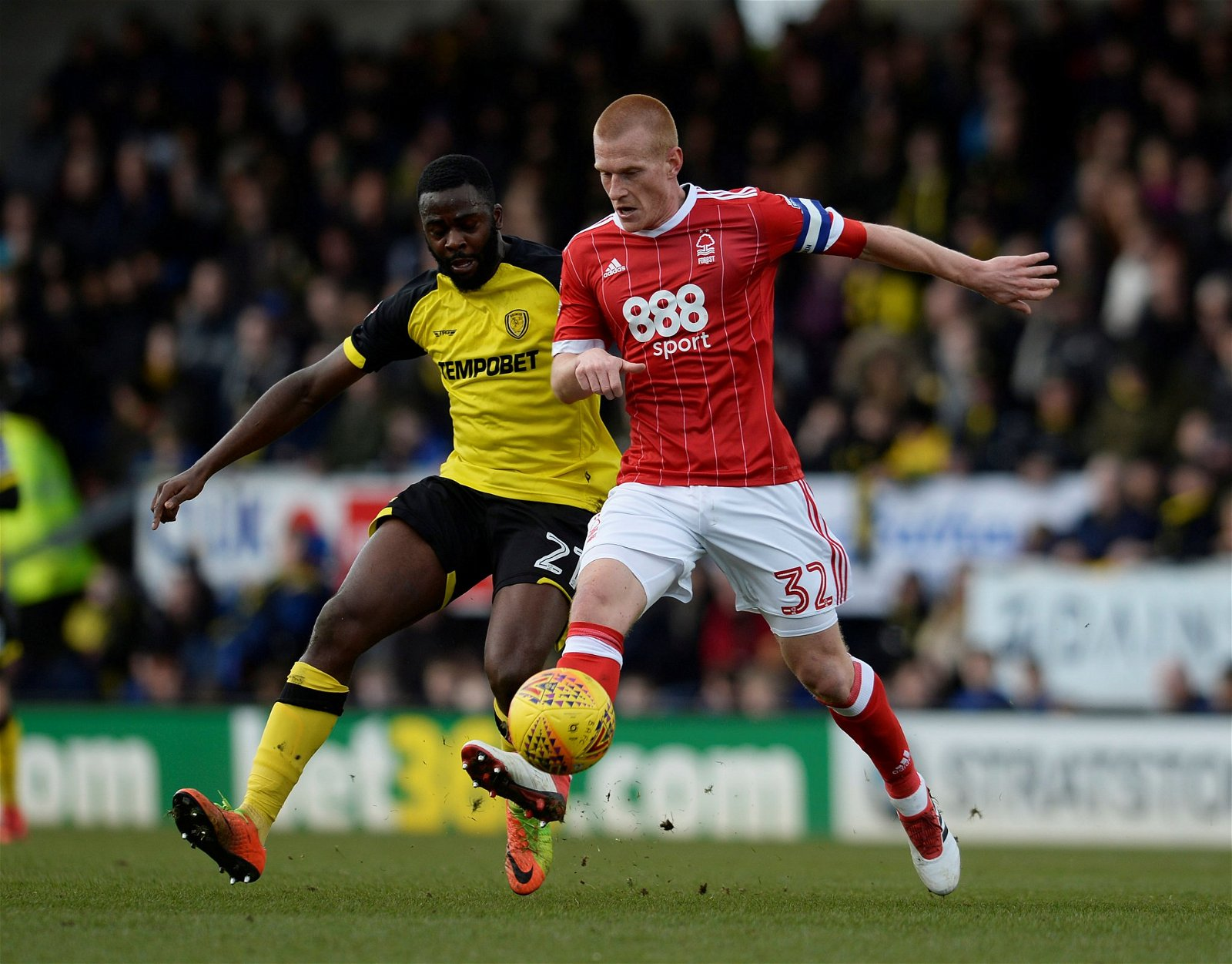 Ben-Watson-in-action-with-Nottingham-Forest
