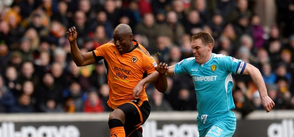 Wolves fans can't get enough of Benik Afobe right now