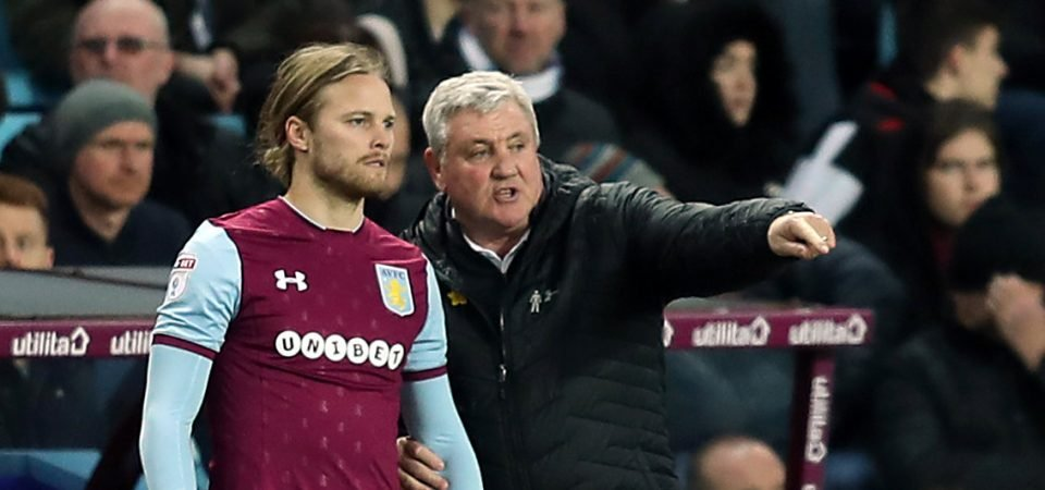 Aston Villa fans slam Bjarnason after damaging defeat away to Bolton