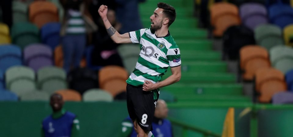 Manchester United fans react as Tottenham interested in signing Bruno Fernandes