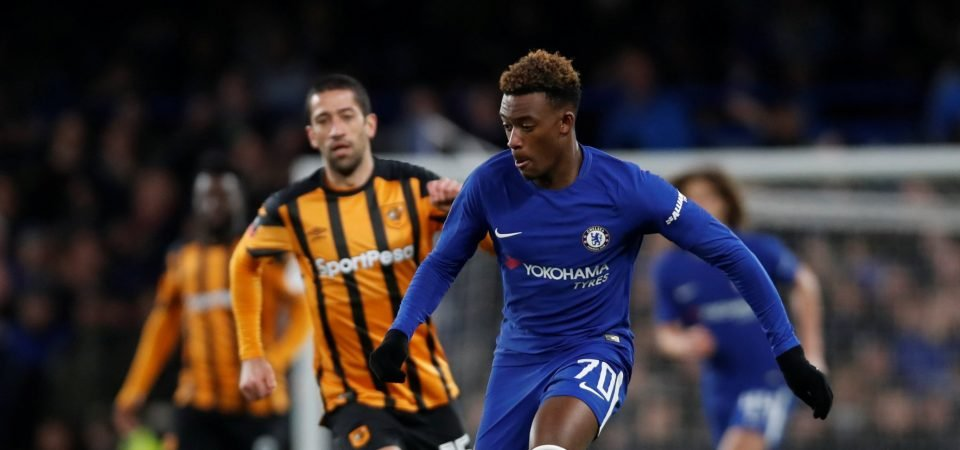Revealed: Chelsea fans think Hudson-Odoi has the best chance of becoming a Blues icon