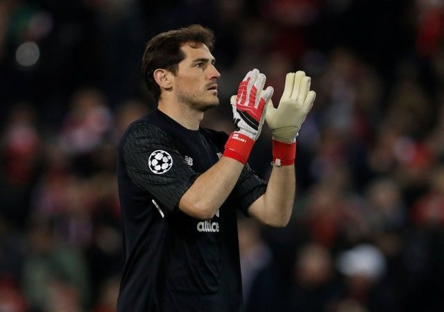 Liverpool fans are desperate for Casillas to join this summer