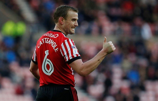 Sunderland fans want Cattermole axed after Coleman comments