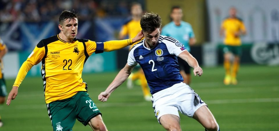 Why Celtic's Kieran Tierney must win the battle for Scotland's captaincy