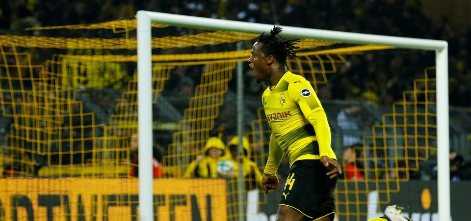 Chelsea fans are missing Michy Batshuayi after vital goal for Borussia Dortmund