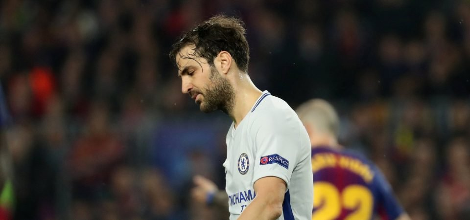 HYS: Should Fabregas have been named in Spain's World Cup squad?