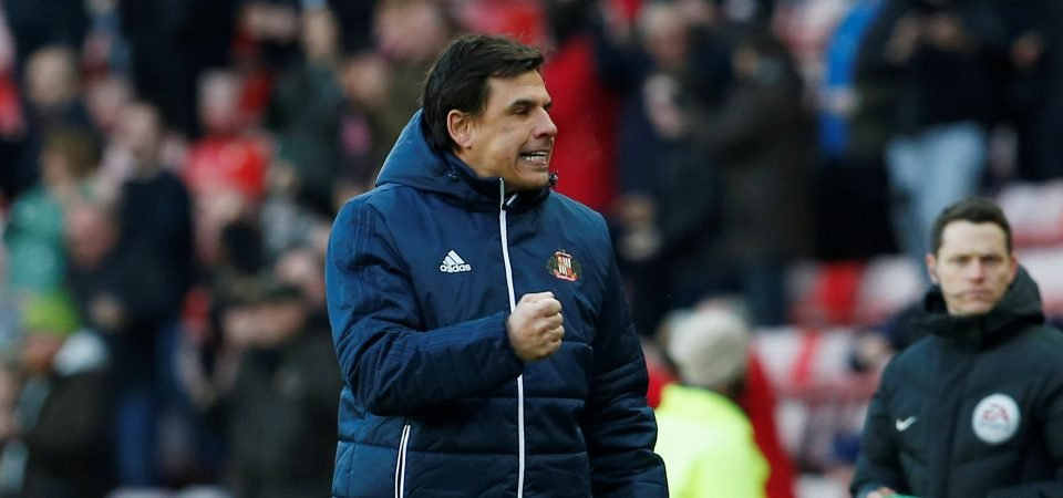 Sunderland fans want Chris Coleman to play centre back