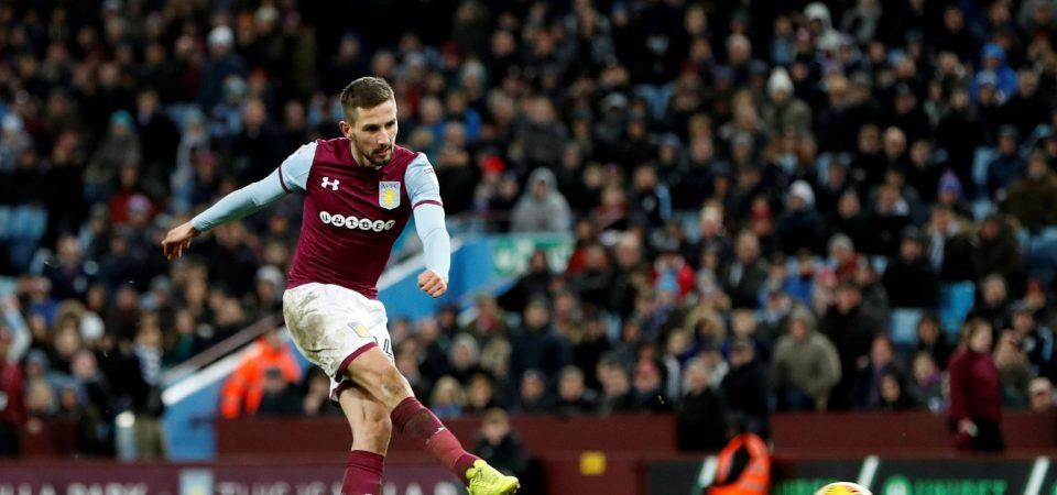 Aston Villa fans hated Conor Hourihane's performance vs Bolton