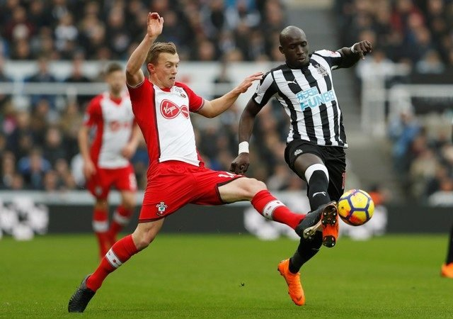 Newcastle fans targeting top ten after Diame comments