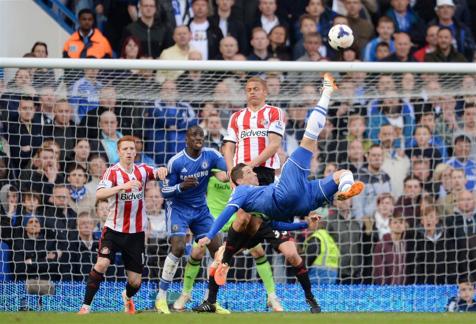 Fernando Torres remains the greatest decline ever witnessed in the Premier League