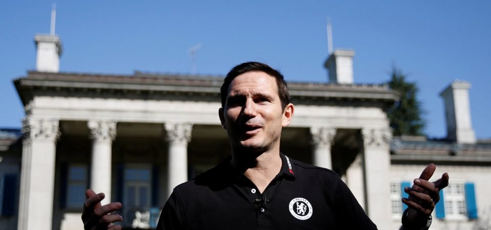 Frank Lampard says Arsenal are at 'tipping point'