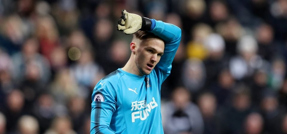 "Newcastle's Woodman is ""impatient"" for more action"