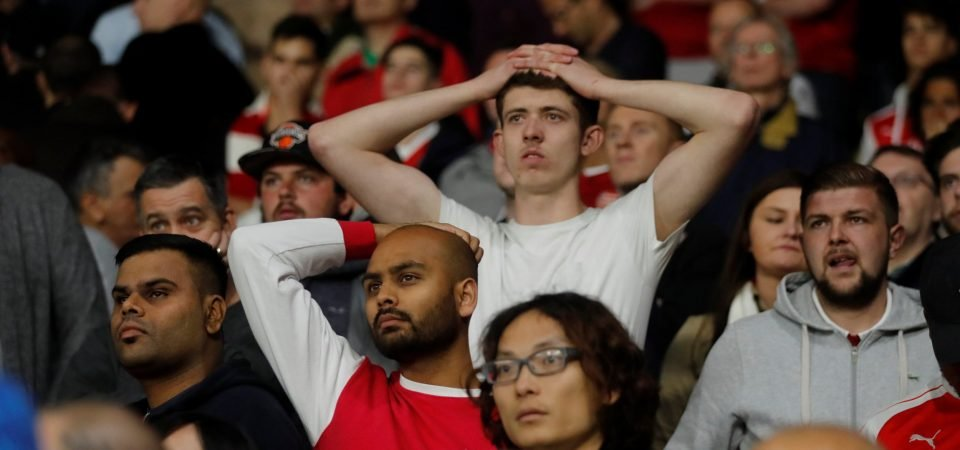 Arsenal fan ridiculed by Bayer Leverkusen following failed troll attempt
