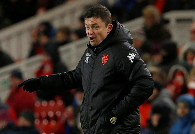 Leeds fans attack club after Heckingbottom comments